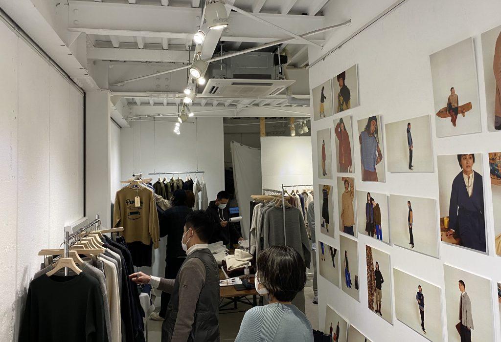 21Aki&Fyu 展示会に行きました〜